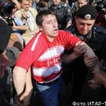 Unsanctioned March of Dissent Rally in Moscow…