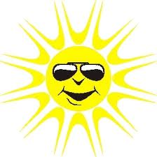 Let The Sunshine In…