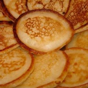 Oladushki: Another Russian Pancake…