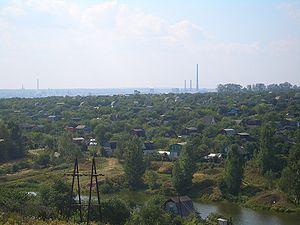 Russia and Her Dacha Craze…