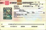 The Next Visa To Russia…
