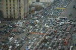 Moscow: Trying To Get Traffic Under Control!