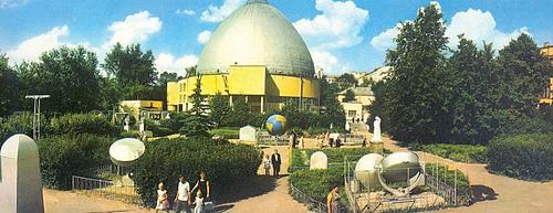 The Moscow Planetarium Lives…
