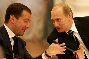 Putin is Correct and Medvedev is Incorrect…