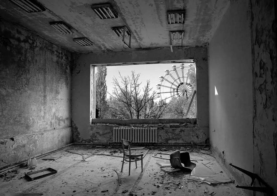 Chernobyl: Ghost Town For 1000 Years!