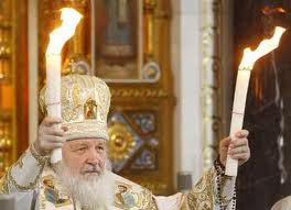 Holy Fire to arrive in Moscow, Russia on Saturday…