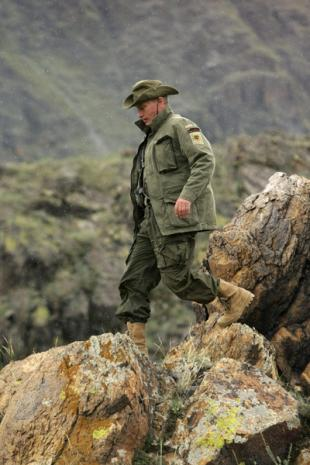 Coffee and Putin and that OutdoorLife Article Interview…