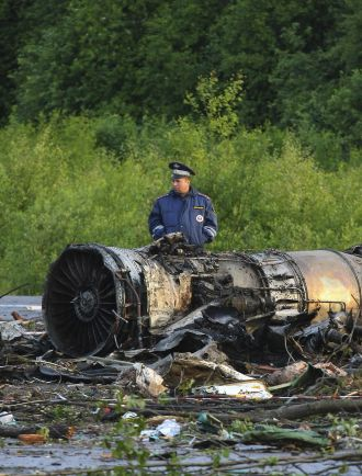 Some Interesting facts About the Recent Tu-134 Crash in Russia…