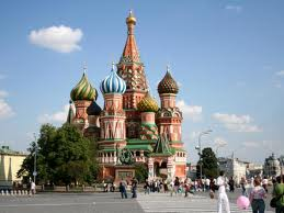 Moscow, Russia is 864 years old – officially…