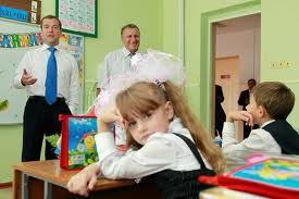 School Time in Russia: They Call it First Bell and Last Bell…