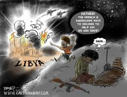 I Thought the WAR in Libya was over! NATO/Rebels said it was…