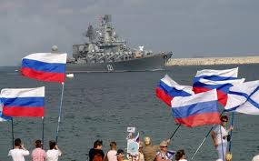 Russia Warships Going to Syrian Territorial Waters to Protect Syria…