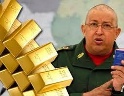 Venezuela brings home gold reserves…