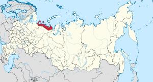 Nenets Autonomous Okrug is Looking like our next trip…