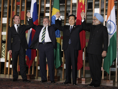 Ouch – The BRICS Speak and Act…