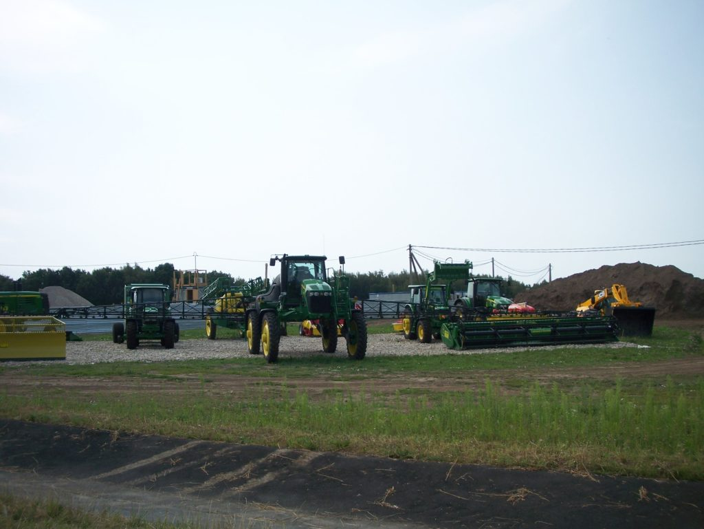 I Have Talked About John Deere in Russia Before…