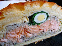 Lets Make Salmon Kulebyaka: A Russian Recipe…