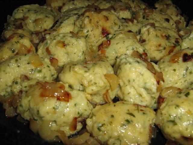 Russian Recipe: Kartoflyanki – Russian Style…