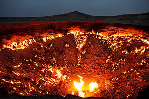 Soviet Time Tidbit: Gates to Hell – Door to Hell…