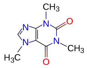 chemical-structure-caffeine