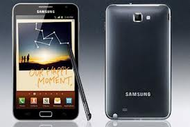 From Russia: Samsung Galaxy Note GT-N7000 – Is a Gingerbread Device…