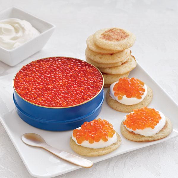 Russia's Caviar Blini…