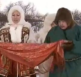 Тюнтава – Ненецкая свадьба (Tyuntava – Nenets wedding)