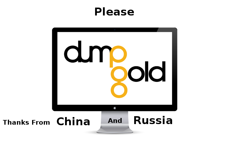 Russia and China Smile as the West Manipulates the Gold Market…