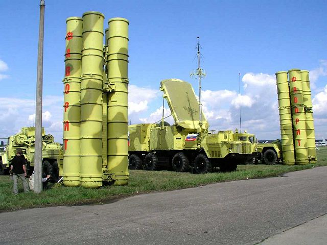 Non lawsuit if Russia delivers S-300