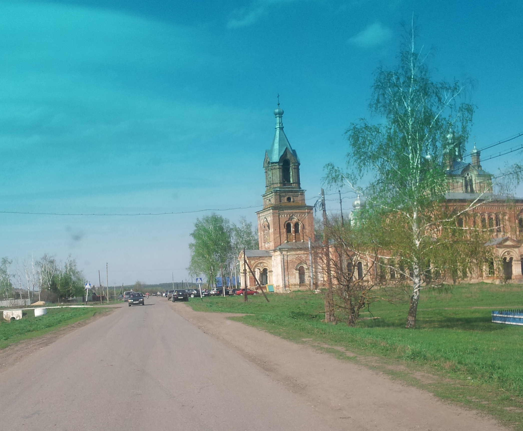 It is Easter in Russia: May 5th, 2013…