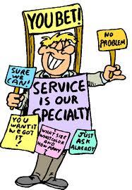Crappy Service: not Big vs Little