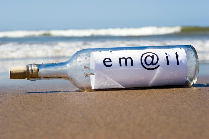 Interesting E-mail…