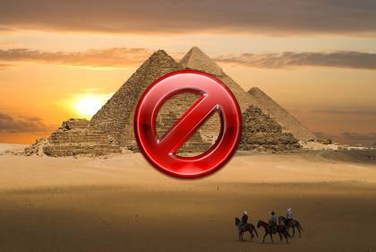 Russia Says No Tours to Egypt