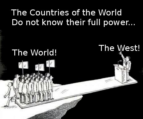 Power of People is Power of Countries