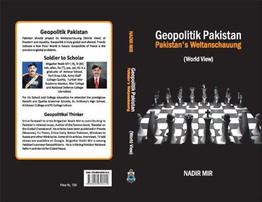 Geopolitik Pakistan: Book Review…