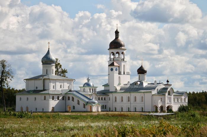 Krypetsky Monastery