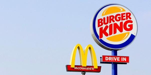 Russia's Crimea: McDonald's Left / Burger King Says Hello…