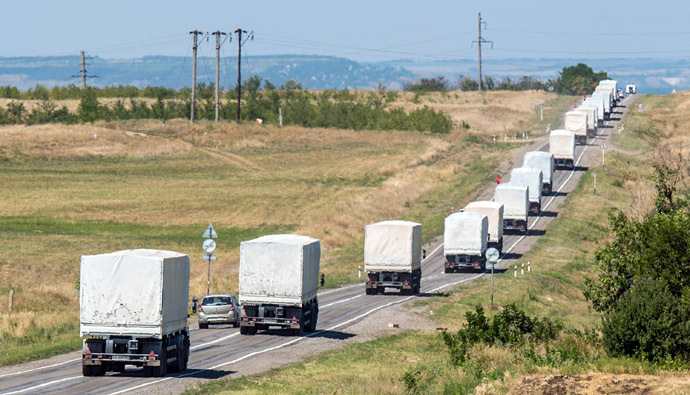 Humanitarian corridor is open and Russia will keep it open…