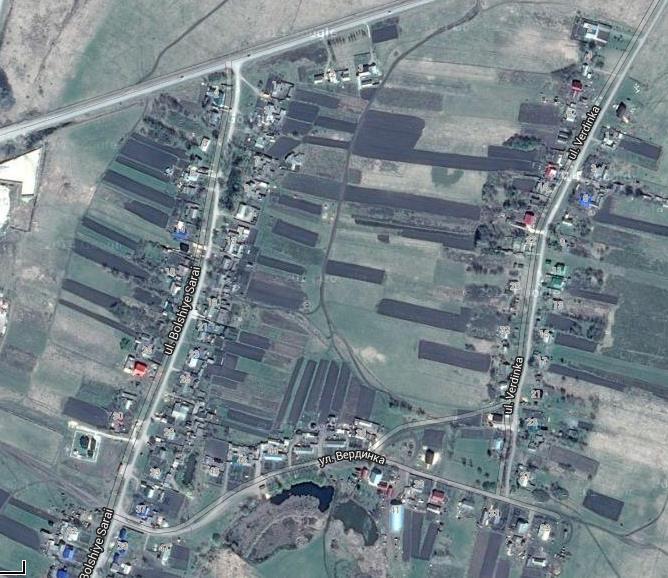 fields of village
