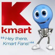Kmart blue light