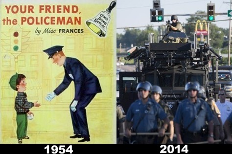 To protect and serve used to be law enforcements motto! (Video)