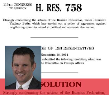 Ron Paul: Reckless Congress 'Declares War' on Russia December 4, 2014
