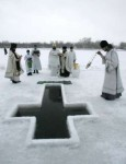 Epiphany in Russia: That Is Cold!