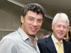 Nemtsov Clinton Yalta conference