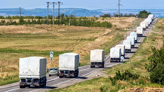 24 trips of life to Ukraine East…