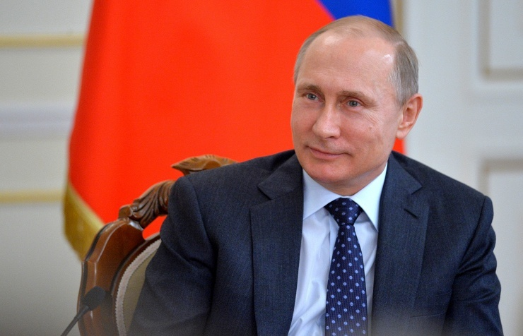 Time 100 readers' poll 2015 – Putin…