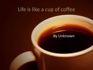 coffee of life