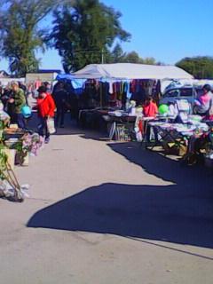 Big Village Market Day…