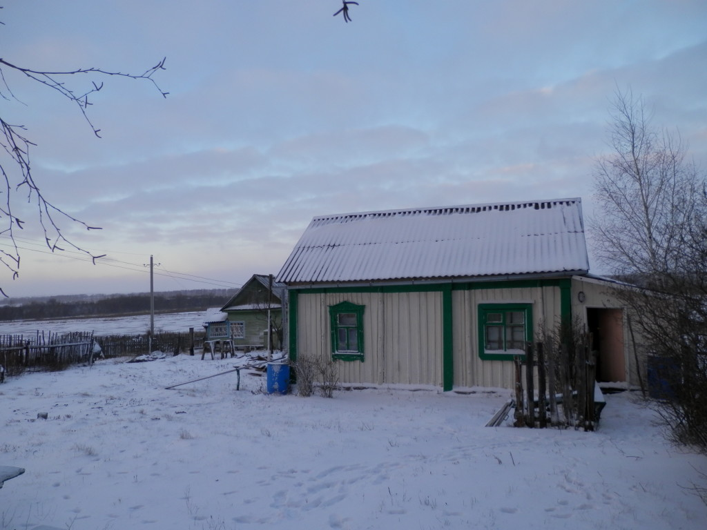 Snow time...