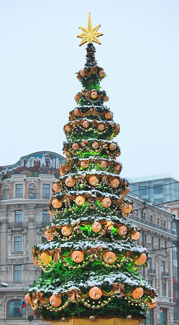 Don't Pack Your Christmas Tree Yet – Its Russian New Year…